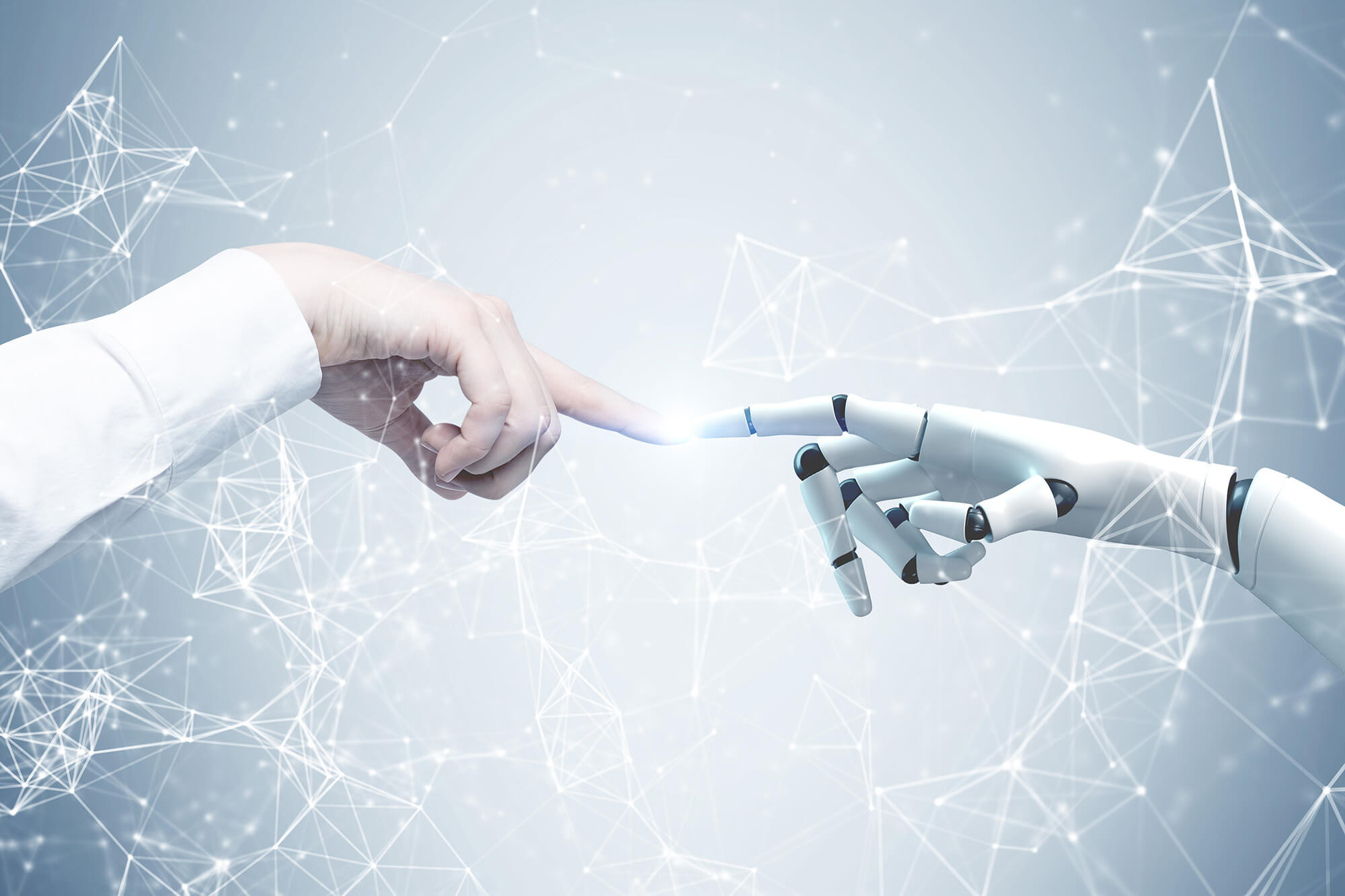 How do you blend humans with machines for successful marketing (1)