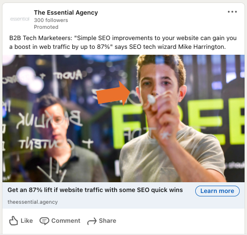 How B2B marketeers can win with LinkedIn ads