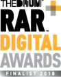 RAR Digital Award Finalist 2018