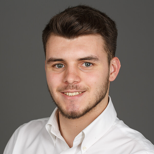 Jack Embling - Senior Account Executive