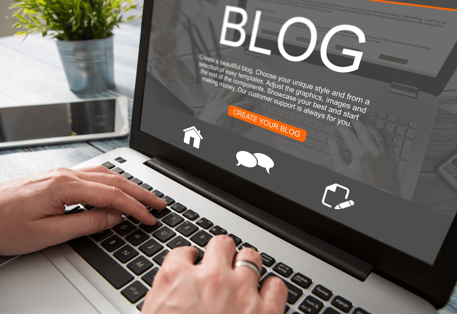 Is blogging still relevant for B2B tech firms? (Spoiler: we think so)