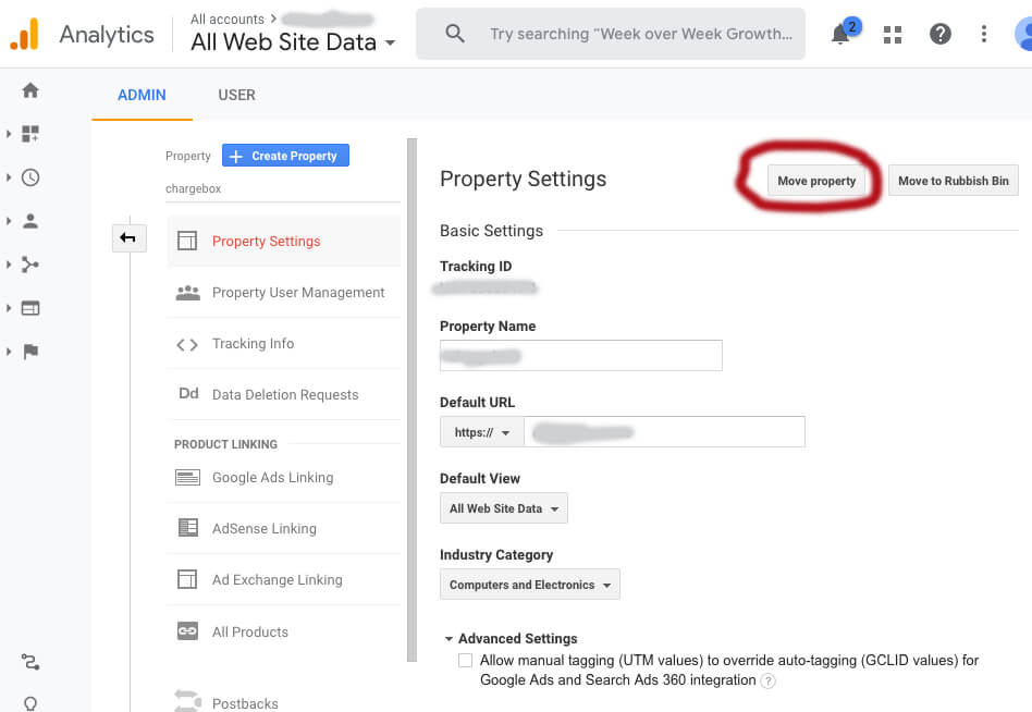moving-a-google-analytics-property