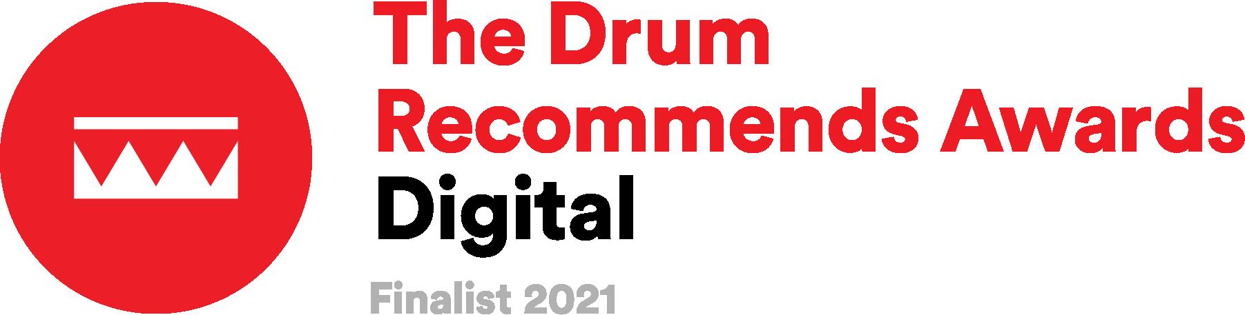 Drum Recommends Finalist 2021